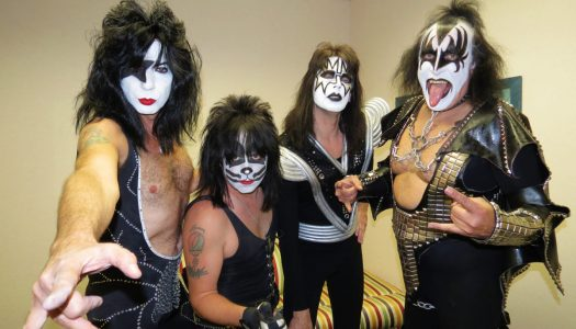 Strutter: A KISS Tribute Band at Diamond Jacks