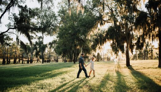 Local Wedding Photographers Share Their Favorite Places For Engagement Photos