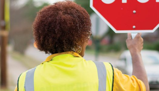 Guess Who: Crossing Guard