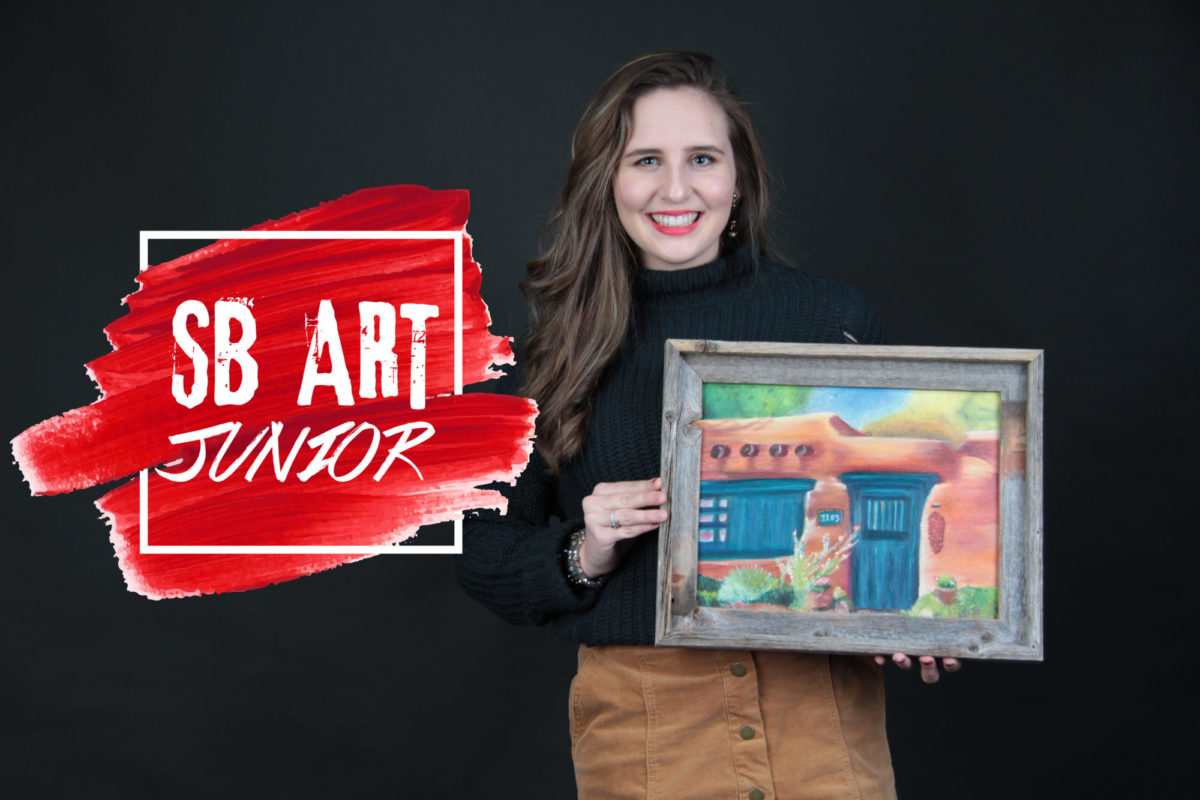 SB Art Junior: Kelci Johnson, Airline High School
