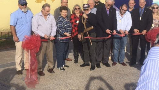 Bossier East Bank Plaza Ribbon Cutting