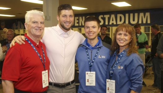 FCA Night with Tim Tebow 2017