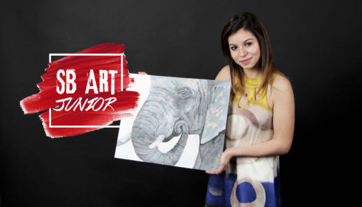 SB Art Junior: Ana Barrera, Captain Shreve High School