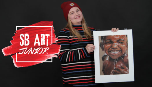 SB Art Junior: Katelyn Grice, Caddo Magnet High School