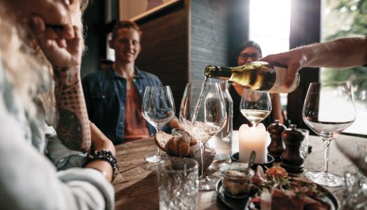 Sip On This: Wine Dinners in SB