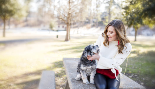 Wear & Where: Puppy Park Date
