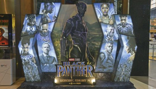 Shreveport Scores with Black Panther Actor Tim Smith