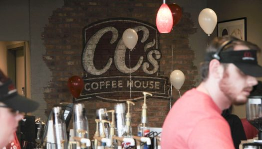 CC's Coffee House on Youree Drive is Now Open