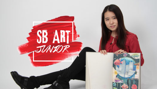 SB Art Junior: Jinge Xu, Evangel Christian Academy