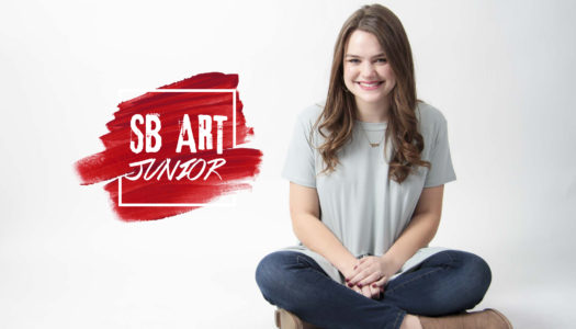 SB Art Junior: Victoria Bamburg, Parkway High School