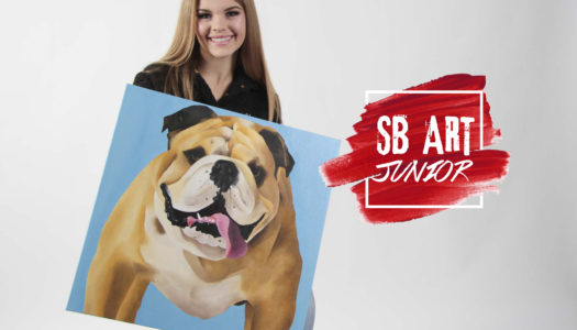 SB Art Junior: Madison Waldron, Haughton High School