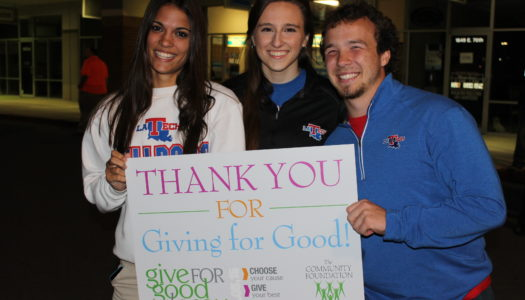 Give for Good Returning May 1