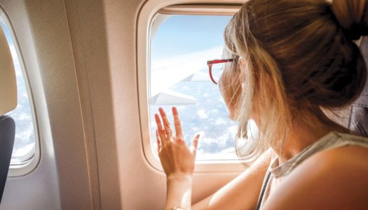 Mind Your P's & Q's: Be Polite On Your Next Flight