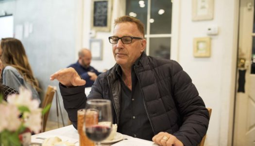 For the Love of Cush's: Kevin Costner Touts Shreveport Eatery as a Favorite