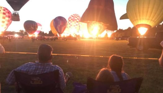 Up, Up and Away! Red River Balloon Rally Takes Flight