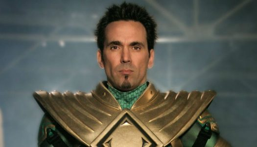 Go, Go Power Rangers! Q&A with Jason David Frank