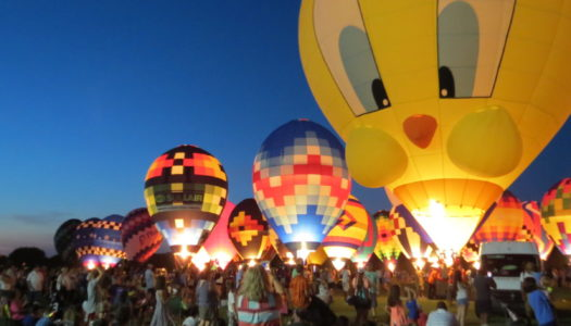 Red River Balloon Rally 2018
