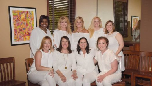 White Out Cancer Gala Set for Saturday