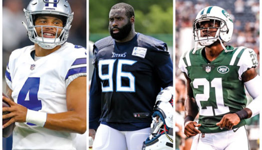 Tackling the Dream: Locals Make It Big in the NFL