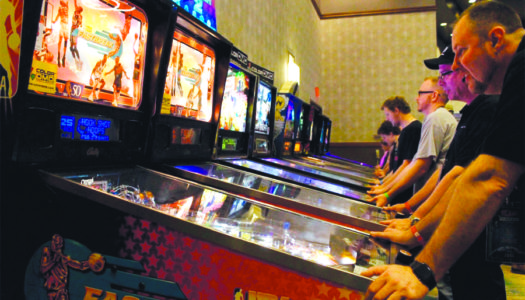 Good to Know: Pinball Exhibit, Shreveport Sounds & More