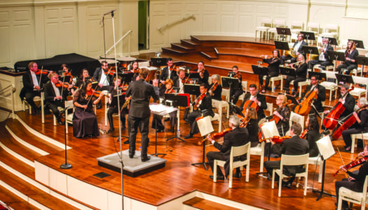 Powerful Music Moves the Soul: Shreveport Symphony Orchestra