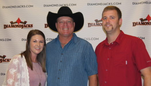 John Michael Montgomery at DiamondJacks