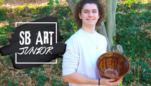 SB Art Junior: Lukas Riether, Caddo Magnet High School