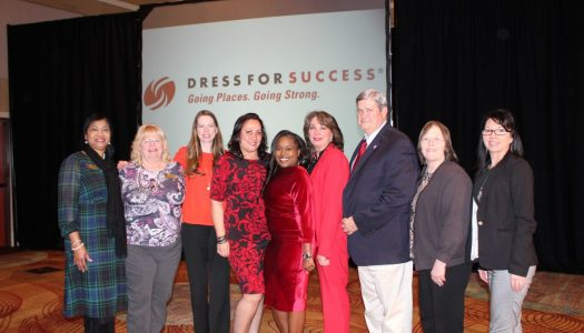 Dress for Success 2019 Red Hanger Event
