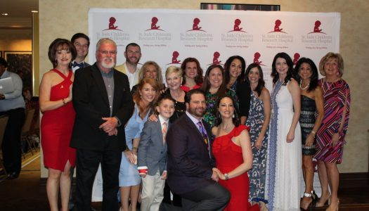 St. Jude's Miracles on the Red Gala 2019