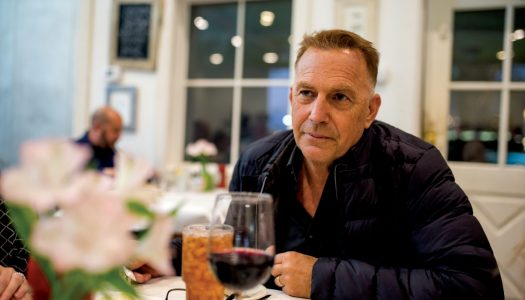 Q&A: Kevin Costner Talks Movies, Highwaymen