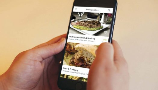 Food for Thought: Online Ordering