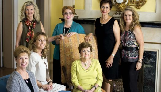 A Walk Through the Ages: The Woman's Department Club Celebrates a Century of Women