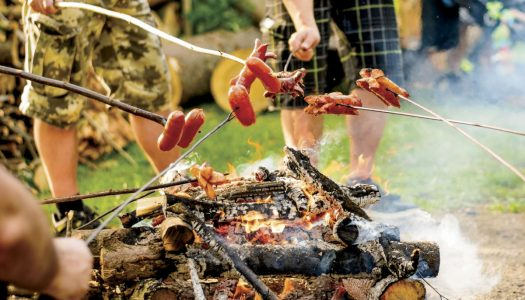 5 Foods You Can Cook on a Stick