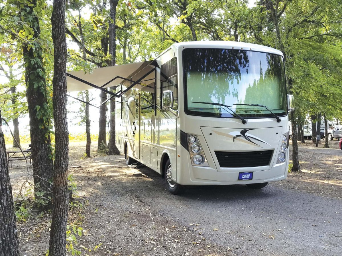 Locally Owned 2019: Bomar RV Rentals - SB Magazine