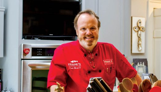 Inside the Chef's Home Kitchen:  Frank Harris IV
