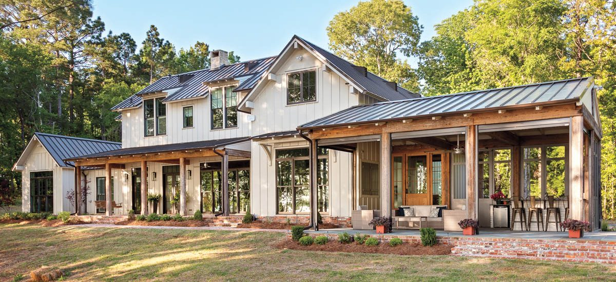 Grand Bayou Modern Farmhouse