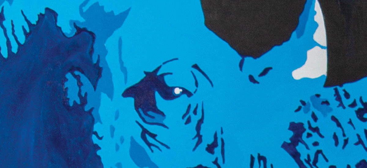 Hillary George Live Painting and Art