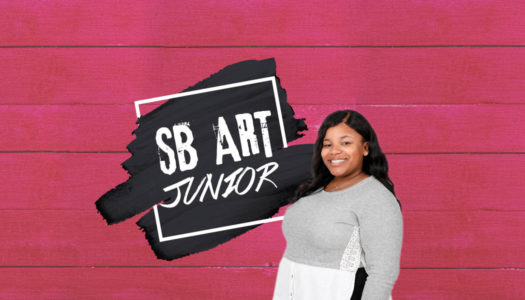 SB Art Junior: Kennedy Carey- Prescott, C.E. Byrd High School