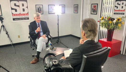 Senator Bill Cassidy – Q&A with Two Senatorial Candidates