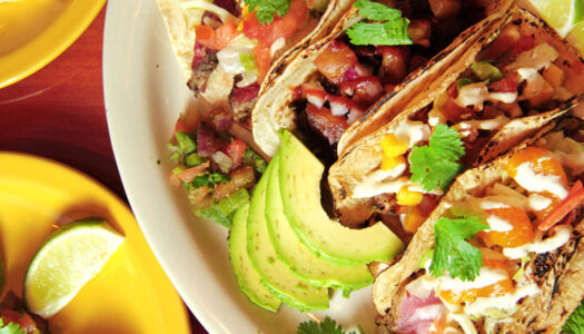 EATING HEALTHY: ONE TACO AT A TIME